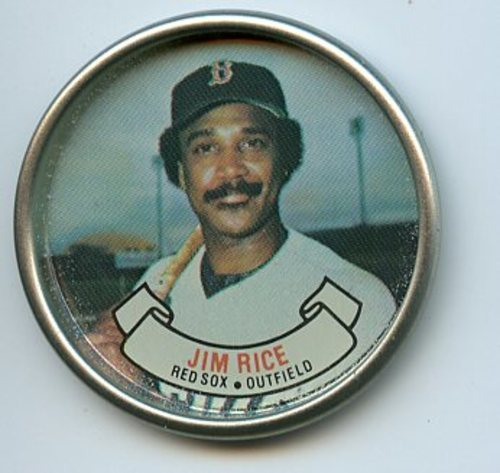 Photo of 1987 Topps Coins #21 Jim Rice