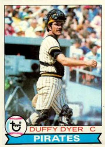 Photo of 1979 Topps #286 Duffy Dyer UER/Aquired 10-22-74