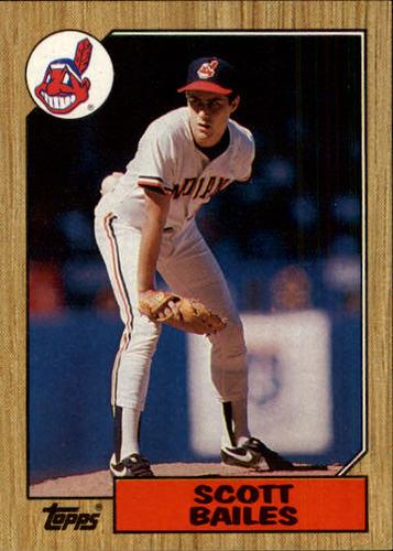 Photo of 1987 Topps #585 Scott Bailes