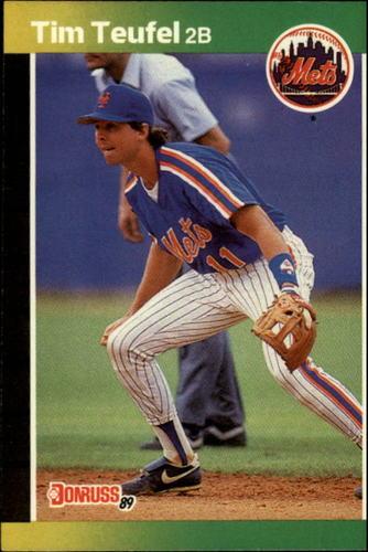 Photo of 1989 Donruss #507 Tim Teufel