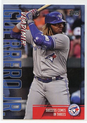 Photo of 2020 Topps Vladimir Guerrero Jr. Highlights #VGJ14 Vladimir Guerrero Jr.