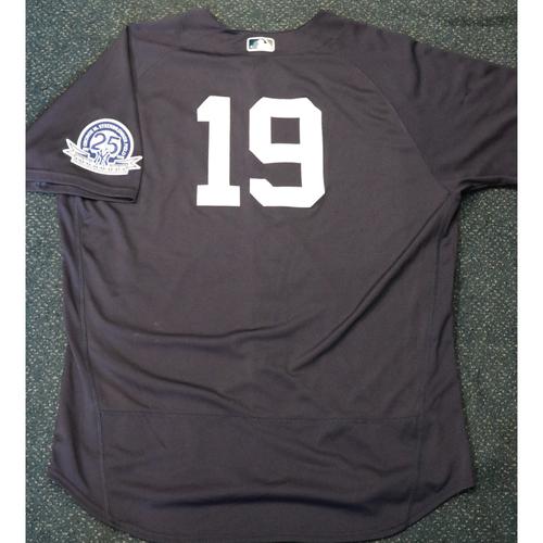 2020 Game-Used Spring Training Jersey - Masahiro Tanaka #19 - Size 52
