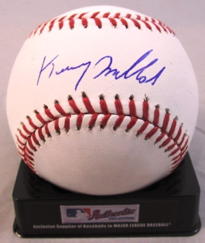 Photo of Keury Mella Autographed Baseball