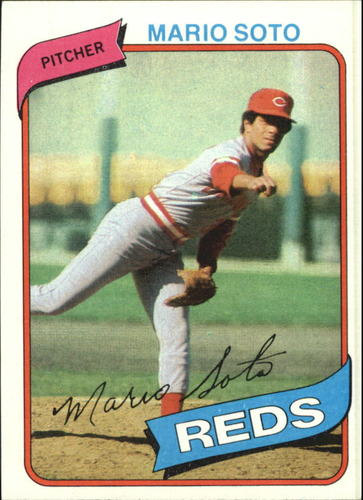 Photo of 1980 Topps #622 Mario Soto