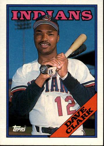 Photo of 1988 Topps #49 Dave Clark