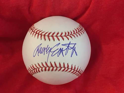 Photo of Rawly Eastwick Autographed Baseball
