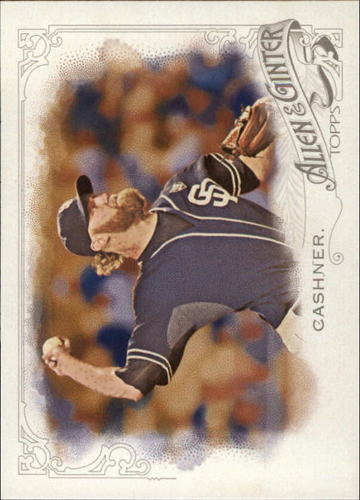 Photo of 2015 Topps Allen and Ginter #246 Andrew Cashner