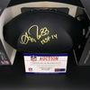 HOF - Bills Andre Reed Signed Commemorative Black Hall of Fame Football