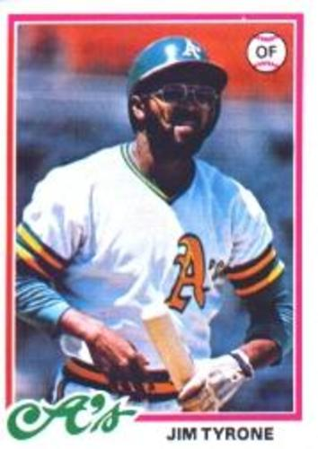 Photo of 1978 Topps #487 Jim Tyrone