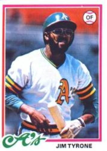 Photo of 1978 Topps #487 Jim Tyrone
