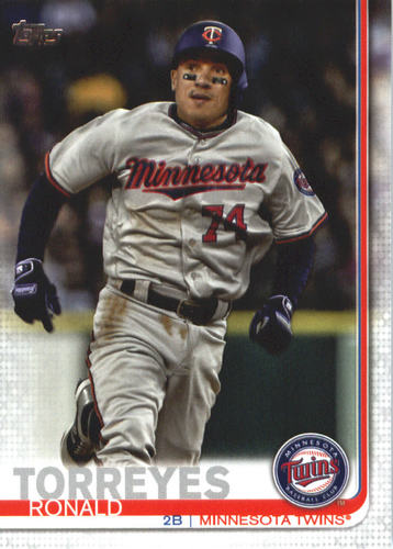 Photo of 2019 Topps #537 Ronald Torreyes