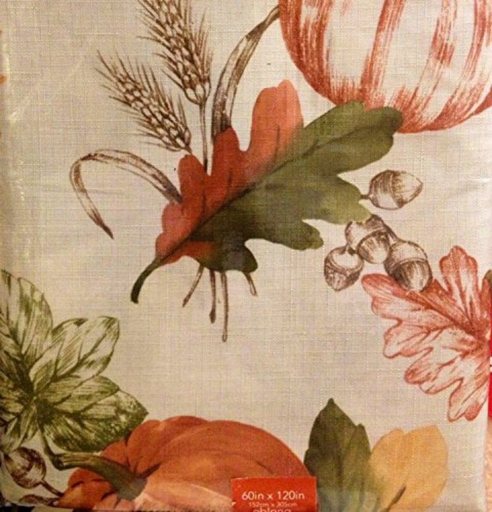 Photo of Holiday at Home Table Linens Fabric Tablecloth