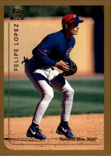 Photo of 1999 Topps Traded #T10 Felipe Lopez RC