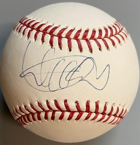 Photo of Ichiro Suzuki Autographed Baseball
