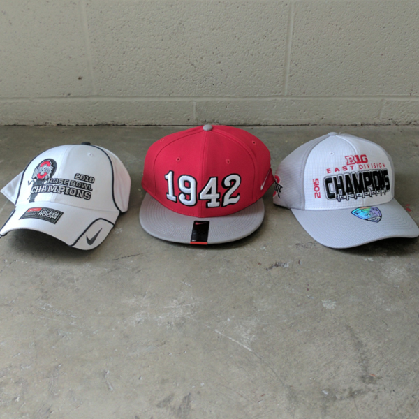 Photo of Ohio State Football Hat Set (3 Hats)
