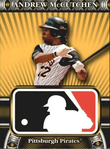 Photo of 2010 Topps Logoman HTA #19 Andrew McCutchen