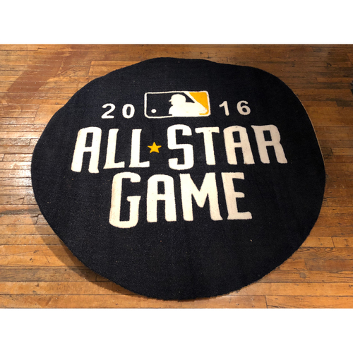 Photo of 2016 MLB All-Star Game - National League Game-Used On-Deck Circle