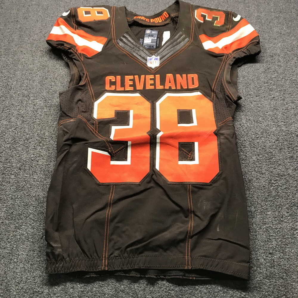 T.J. Carrie Jersey