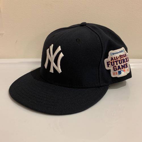 2013 All Star Futures Game -  Game Used Cap  - Rafael De Paula (New York Yankees) Size - 7 -1/4