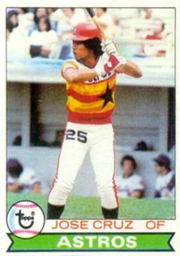 Photo of 1979 Topps #289 Jose Cruz