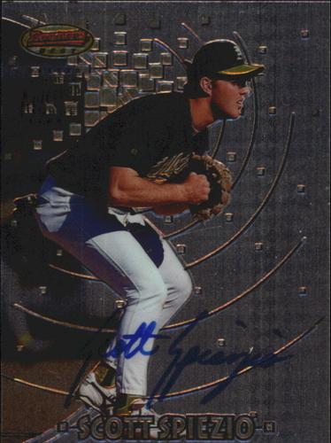 Photo of 1997 Bowman's Best Autographs #185 Scott Spiezio
