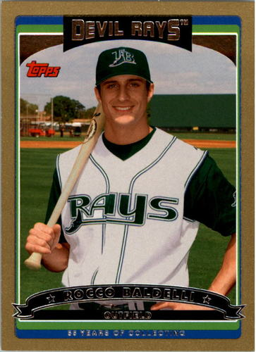 Photo of 2006 Topps Gold #60 Rocco Baldelli