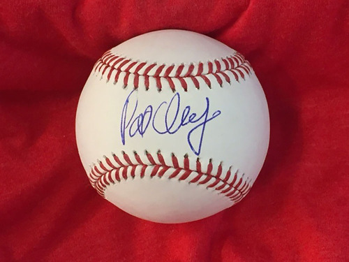 Photo of Pat Darcy Autographed Baseball