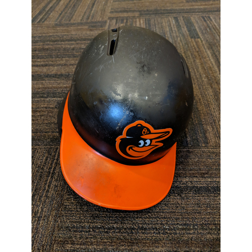 Photo of Chris Davis - Road Batting Helmet: Team-Issued
