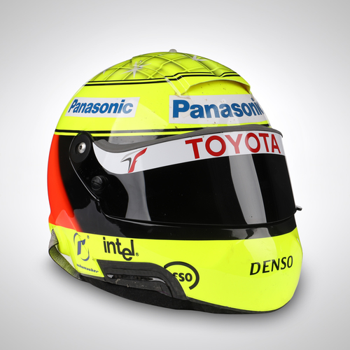 Photo of Ralf Schumacher 2005 1:1 Replica Helmet