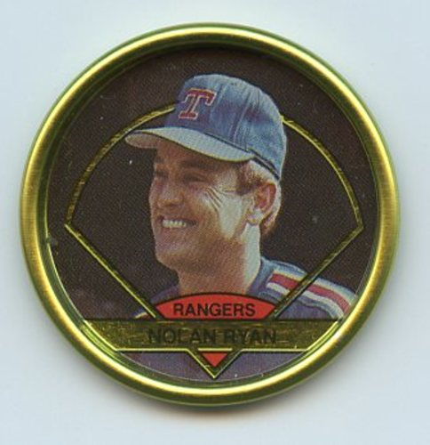 Photo of 1990 Topps Coins #25 Nolan Ryan