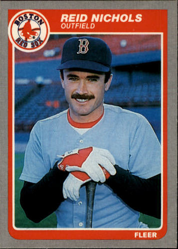 Photo of 1985 Fleer #164 Reid Nichols