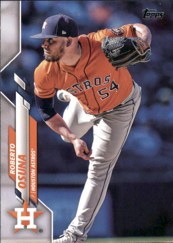 Photo of 2020 Topps #141 Roberto Osuna
