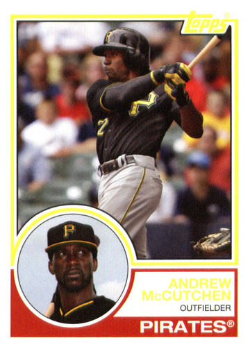 Photo of 2015 Topps Archives #257 Andrew McCutchen