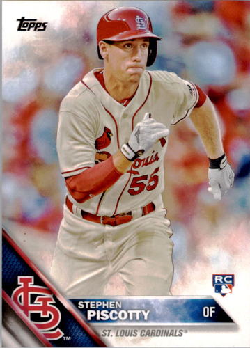 Photo of 2016 Topps #146 Stephen Piscotty Rookie Card