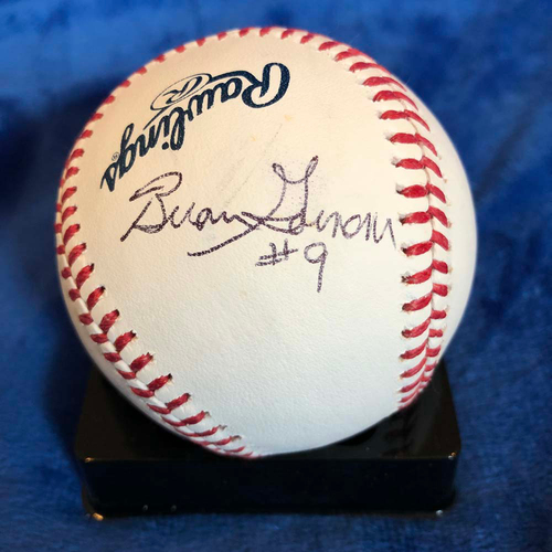 Photo of UMPS CARE AUCTION: Brian Gorman Signed Baseball