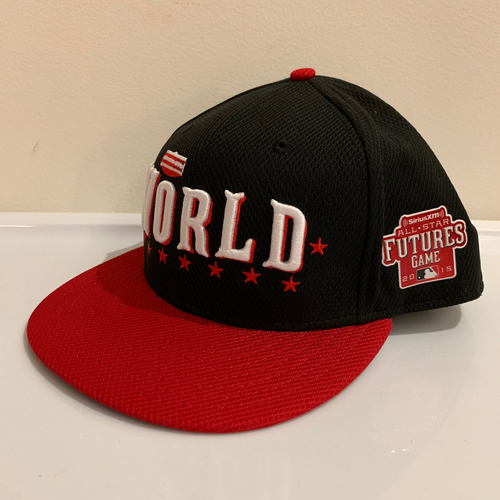 Photo of 2015 All Star Futures Game -  Game Used Cap  - Raimel Tapia (Colorado Rockies) Size - 7 -1/8