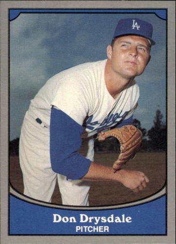 Photo of 1990 Pacific Legends #29 Don Drysdale