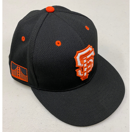 "Photo of 2020 Team Issued Spring Training Cap - ""EK"" 21-C - Size 7 1/4"