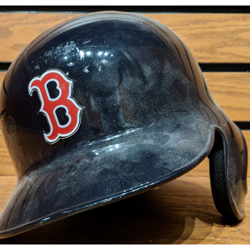 Photo of Rafael Devers #11 Team Issued Batting Helmet