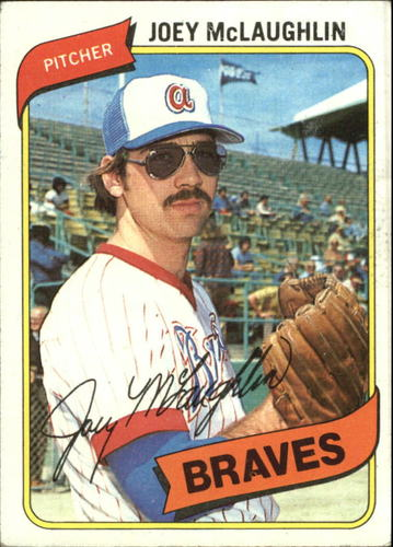 Photo of 1980 Topps #384 Joey McLaughlin RC