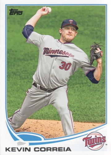 Photo of 2013 Topps Update #US289 Kevin Correia