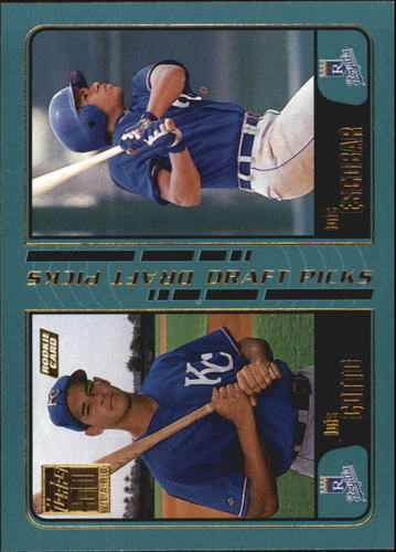 Photo of 2001 Topps #742 L.Cotto RC/L.Escobar