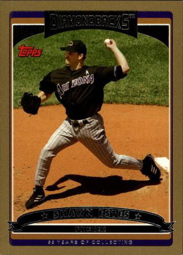 Photo of 2006 Topps Gold #66 Shawn Estes