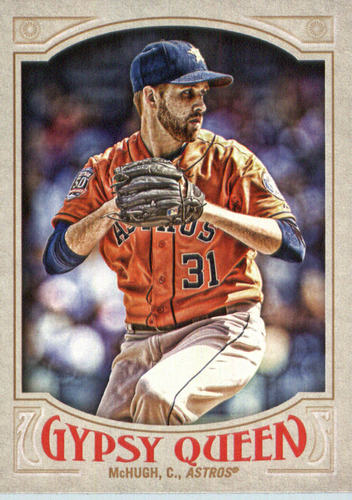 Photo of 2016 Topps Gypsy Queen #249 Collin McHugh