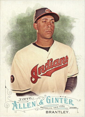 Photo of 2016 Topps Allen and Ginter #149 Michael Brantley