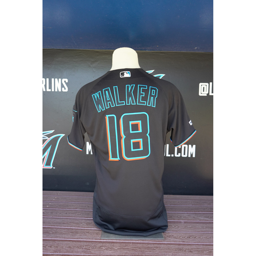 Photo of Game-Used Jersey: Neil Walker - Size 44 - Career HR #144 & #146 (Worn for 3 Games)