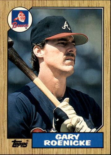 Photo of 1987 Topps Traded #105T Gary Roenicke