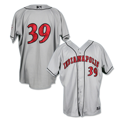 Photo of #39 Darnell Sweeney Game Worn Road Jersey