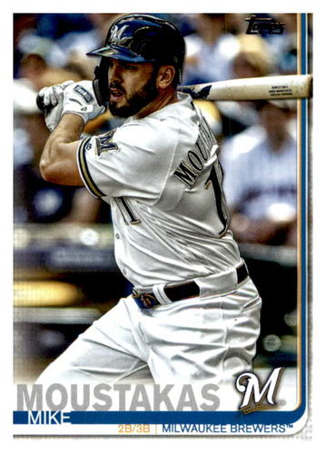 Photo of 2019 Topps Update #US131 Mike Moustakas