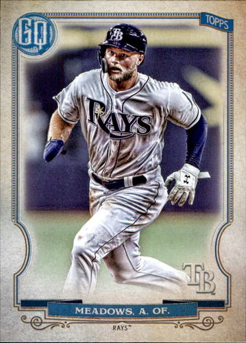 Photo of 2020 Topps Gypsy Queen #205 Austin Meadows
